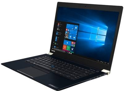 "X40-E-10R Toshiba Tecra X40-E 8th den Notebook Intel Quad i7-8550U 1.80Ghz 8GB 512GB 14"" FULL HD UHD 620 BT 3G Win 10 Pro"